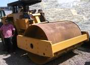 Rodillo caterpillar de 10tm