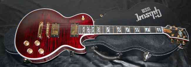 En venta 2013 Gibson Les Paul Supreme guitarra eléctrica