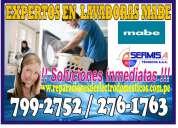 ¤(`× surquillo / professionals  mabe - 7992752 reparacion de lavadoras -secadoras¤(`×