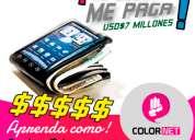 Negocio multinivel telefonía y aplicaciones móviles.
