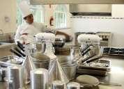 Profesionales desarrollamos talleres de fuente de soda con equipos profesionales