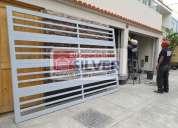 Puertas levadizas seccionales corredizas cercos elÉctricos especialistas silver 944437627