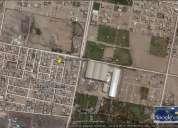 Remato terreno de 4010 m2 villa el salvador independizado