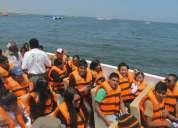 lunahuana – paracas – huacahina  2 dias viaje de promocion