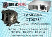 Lampara para proyector hitachi cp s240