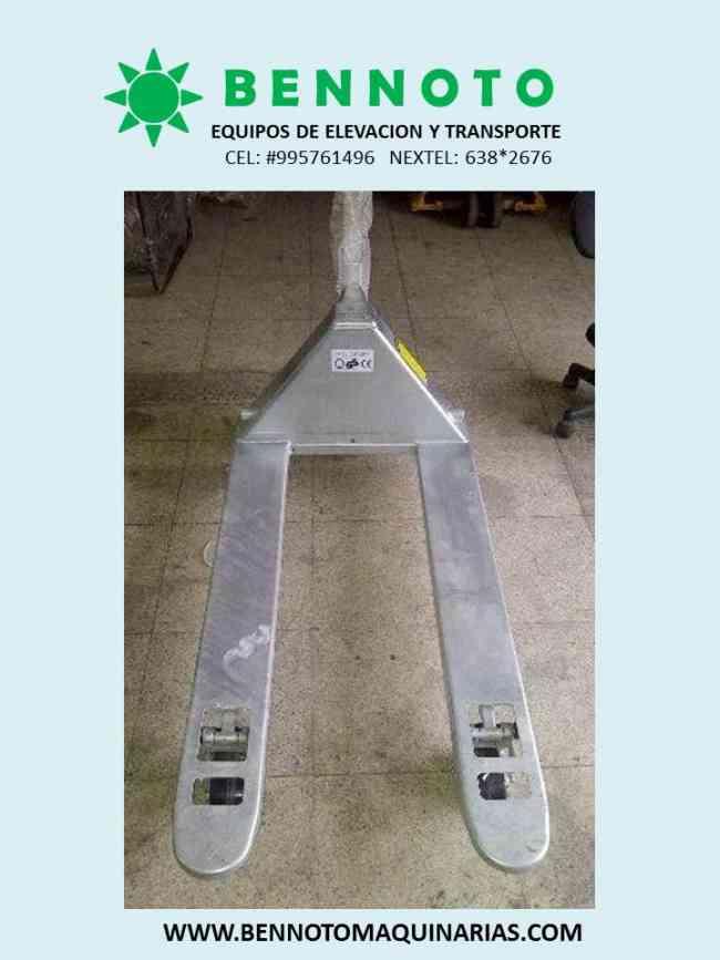 Venta de estocas hidraulicas de uso industrial