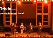 Orquestas bodas fiestas orquesta la trivia en lima