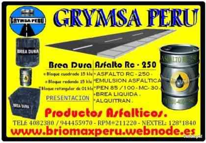 Ofresco pigmentos de ocres importados y nacionales ... Breas liquidas a nivel nacional