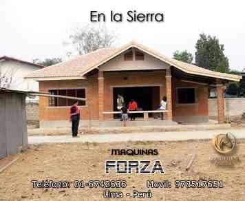 Fotos de casas modernas econ micas y antis smicas ica - Casas modernas economicas ...