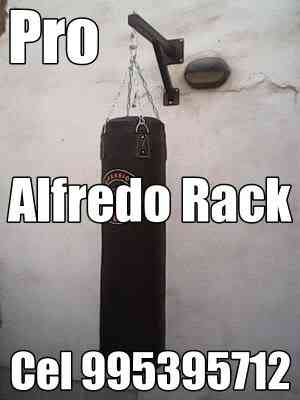 Rack para Saco de Boxeo,en Lima Cel 995395712