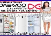 Barranco (( servicio tecnico daewoo )) 2761763 refrigeradoras -lavadoras -llame!!