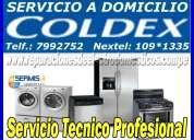 San borja - servicio tecnico coldex 2761763 refrigeradoras -lavadoras -san borja