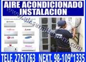 Aire acondicionado 981091335 mantenimientos e instalacion -surco