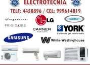 Brindamos servicio tÉcnico de aire acondicionado a domicilio 4458896@