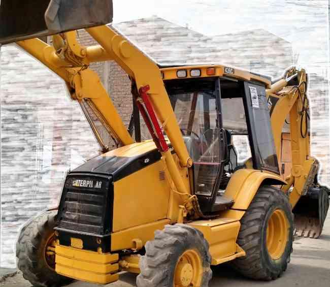 RETROEXCAVADORA CAT 436C DEL 2000 a solo : $29900