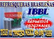 Provincias y lima 7992752 repuestos de refresqueras ibbl -bbs2 - originales