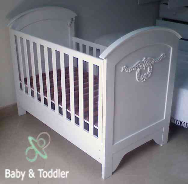 Excelente Muebles De Cunas Para Bebés Walmart Establecer Componente ...