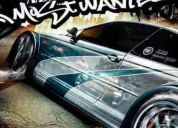Vendo juego need for speed most wanted+full+crack+serial