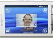 Sony xperia x8 libre, gps, android, wifi, 3.2 mpx, mp3