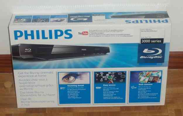 Philips Bdp3200 Blu Ray Reproductor Blu Ray de Philips