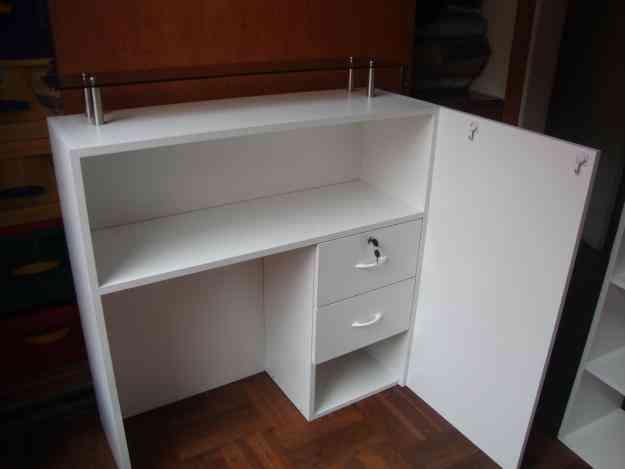 Vendo mueble de recepcion para negocio lima hogar for Vendo muebles jardin