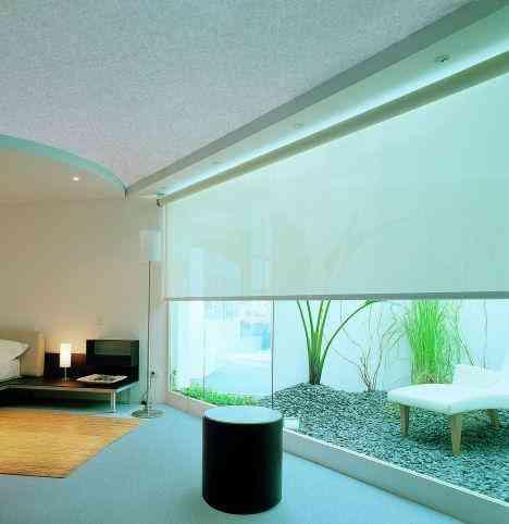 Complementos decorativos para casa de playa estores - Persianas y estores ...