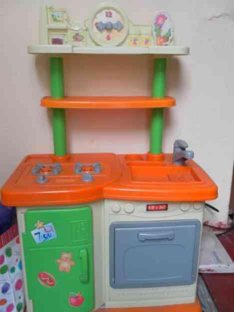 Vendo cocina de juguete para ni as la peca juguetes - Cocinas de ninas ...