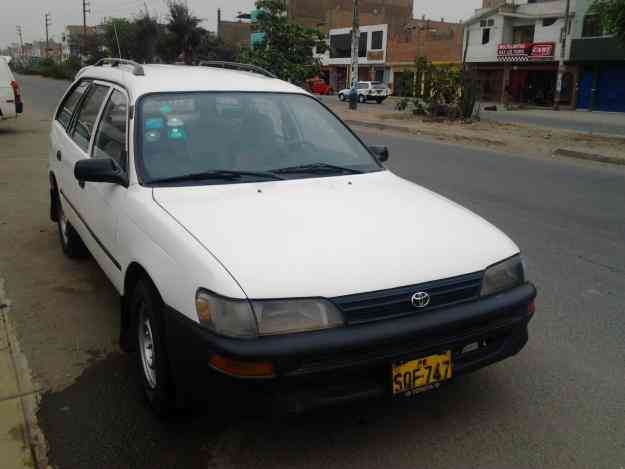Station wagon petrolero toyota S/. 0.00