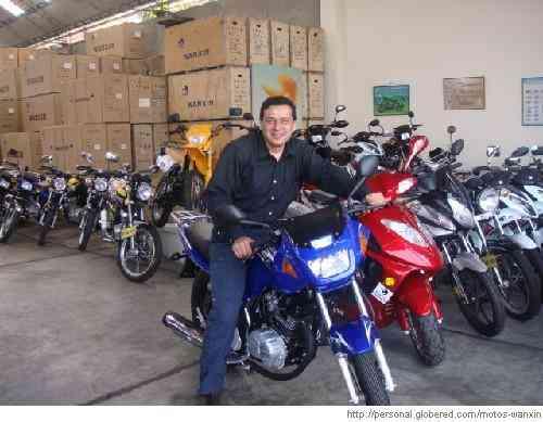 Venta de motos nuevas wanxin la moto mas vendida del peru telf. 460808 av. la marina # 800 S/. 0.00