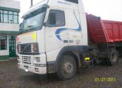 Vendo 1 tracto simple fh12 420hp del aÑo 1996 - ramfla metalera piston de levante