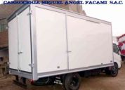 Carroceria   miguel angel  facami sac