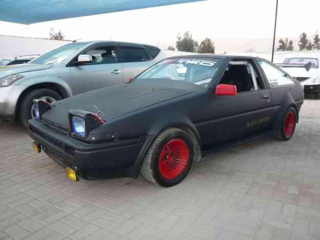 Toyota Trueno 16 S 000 En Tacna