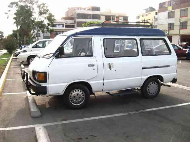 Vendo Combi Toyota