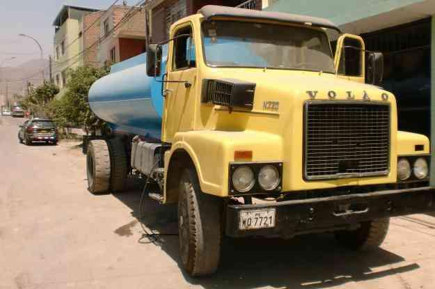 Vendo camion n-720 con cisterna para agua S/. 0.00