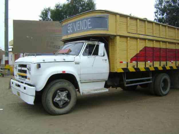Se vende camion dodge 800 y dodge 500 S/. 0.00