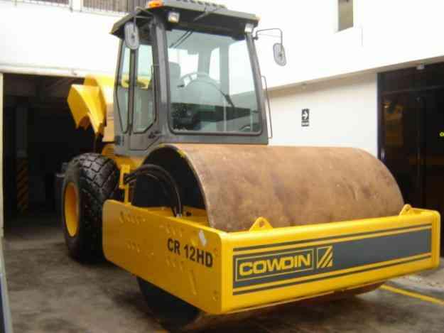 Rodillo compactador nuevo 2011 de 12 ton S/. 0.00