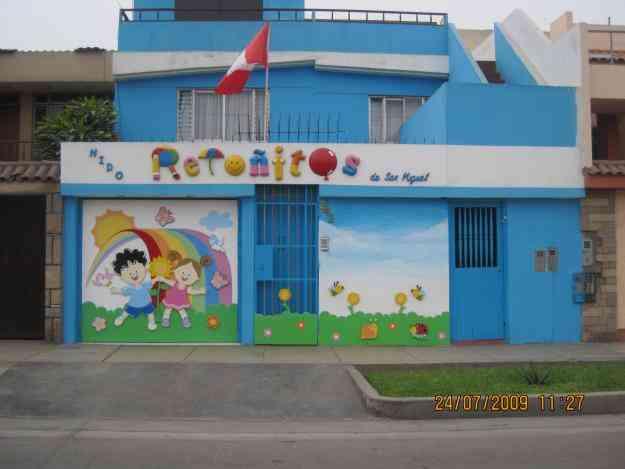Murales infantiles para colegios imagui for Murales infantiles