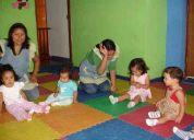Guarderia y estimulaciòn temprana