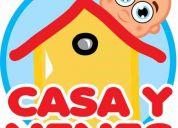 Agencia de empleo casa y nenes