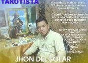 Jhon   del  solar  tarotista  vidente  internacional