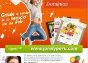 DiseÑo web – grafico – hosting (precios economicos)