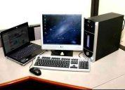 Soporte tecnico computadoras, laptos, redes e impresoras