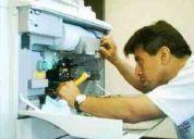 reparacion de copiadoras impresoras computadoras proyectores