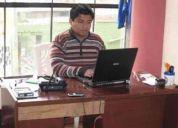 Tecnico a domicilio para laptops computadoras impresoras redes