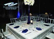 Organizacion de eventos: quinces, matrimonios, graduaciones, eventos empresariales