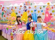 Shows infantiles dulce ilusion