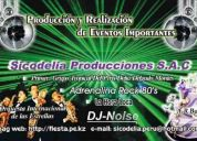 eventos exclusivos sicodelia producciones somos profesionales