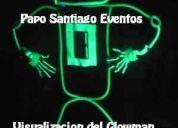 Fiestas para niÑos chicotecas,karaoke infantil luces inteligentes full lazer