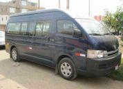 Transporte de personal, paseos, excursiones, tours