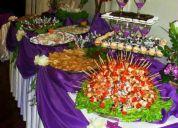 Buffets  criollo del gusto